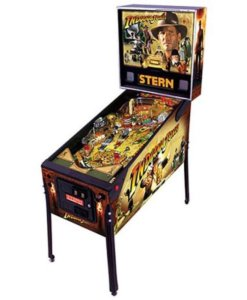 Indiana Jones Stern Pinball Machine