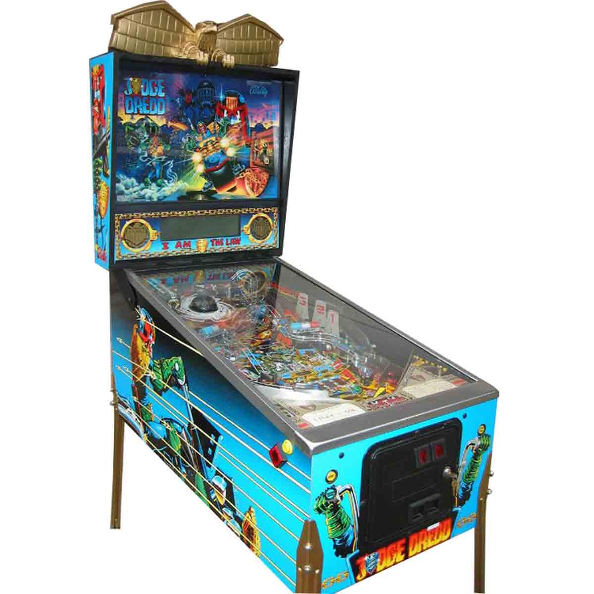 Buy Judge Dredd Pinball Machine by Williams Online at $4999
