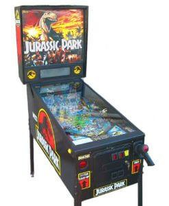 Jurrassic Park Pinball Machine