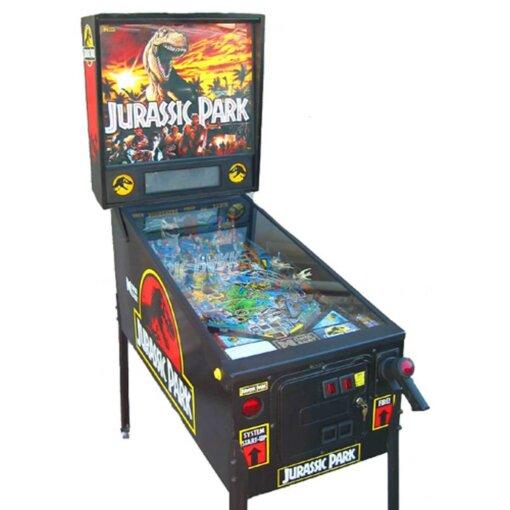 jurassic-park-pinball-machine