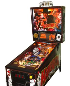 Maverick Pinball Machine