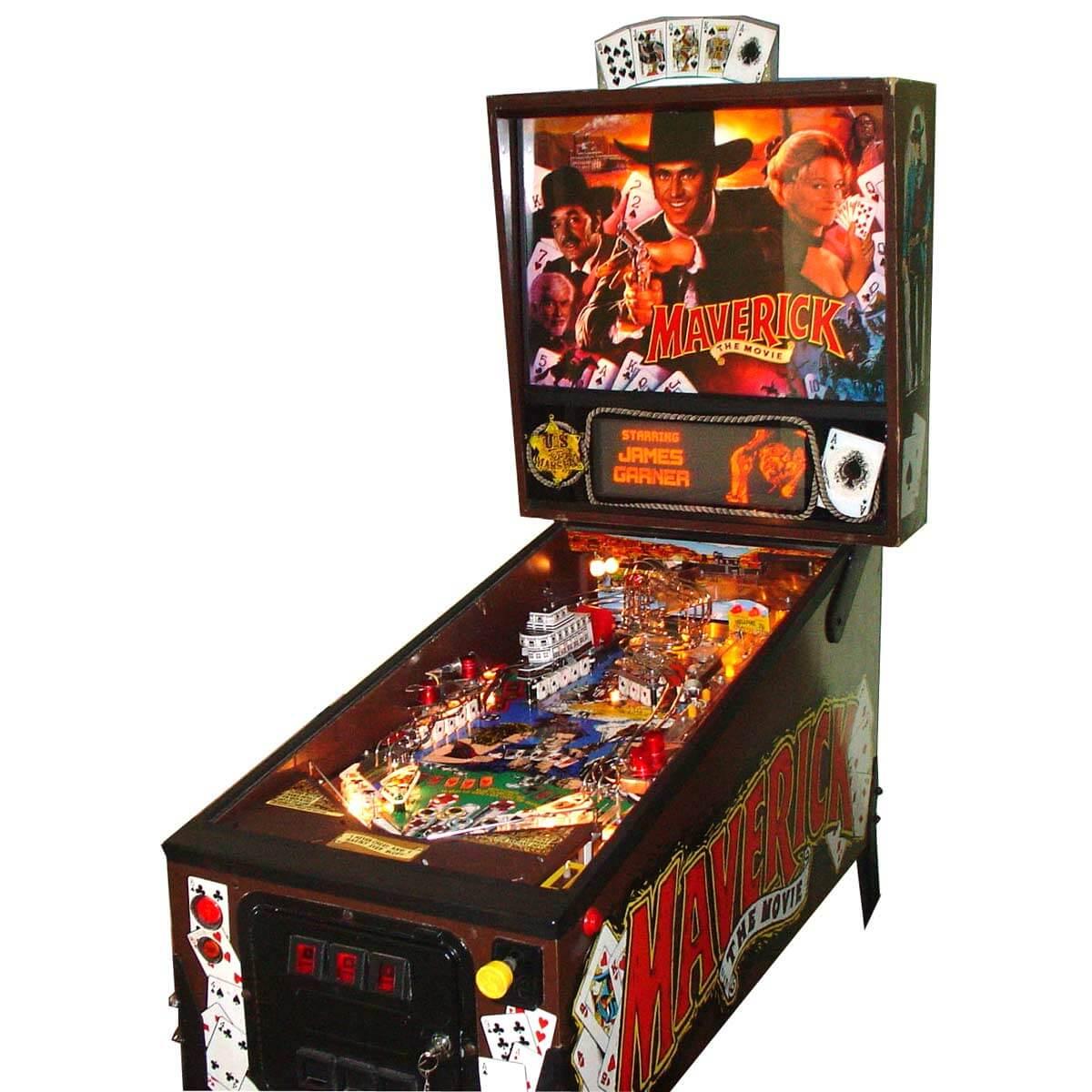 buy a pinball machine