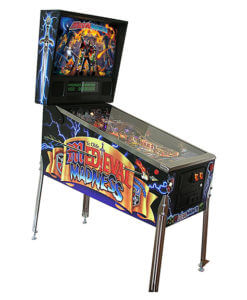 Medieval Madness Remake Pinball Machine