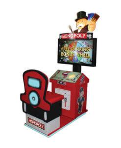 Monopoly Redemption Arcade