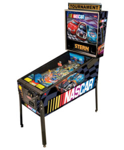 NASCAR Pinball Machine