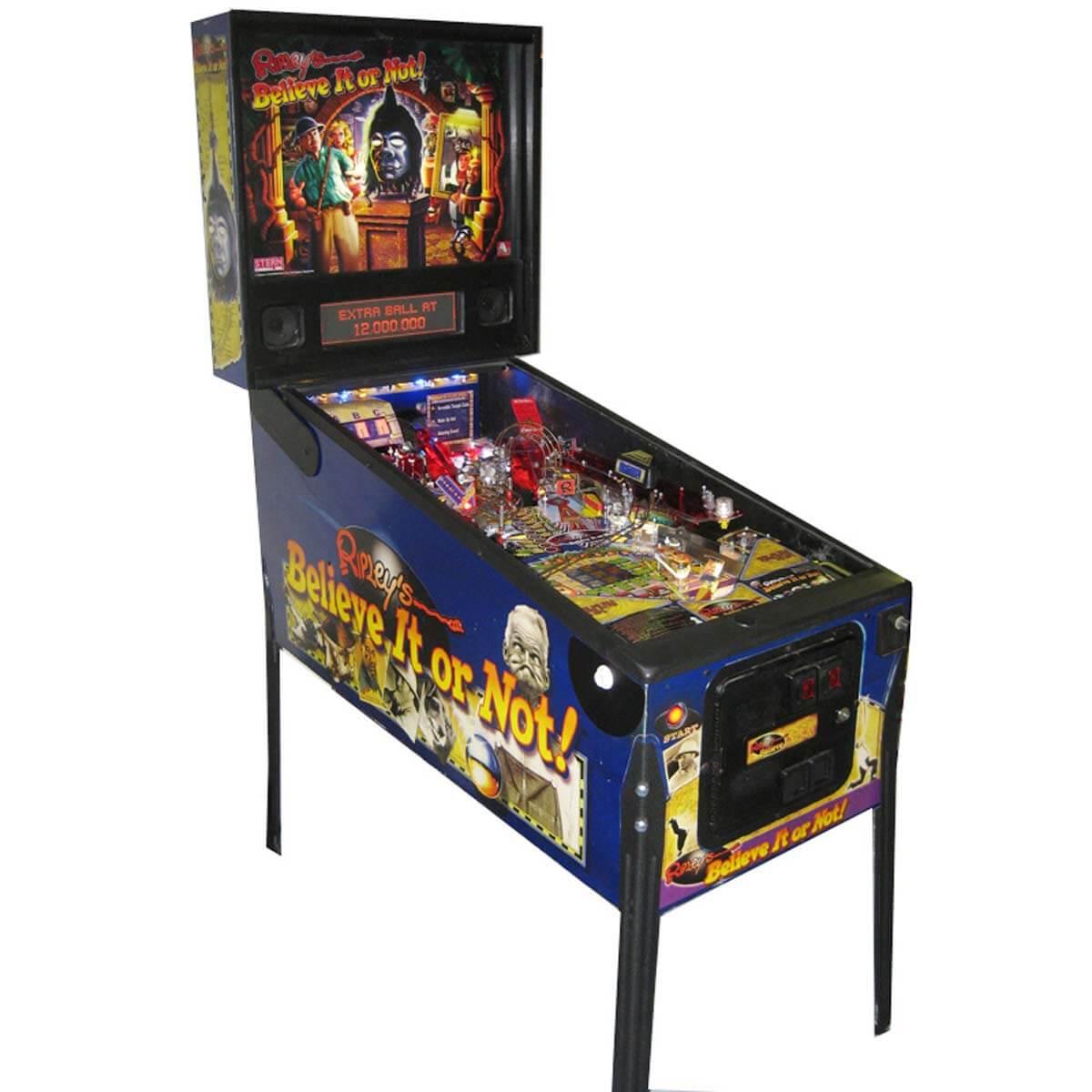 Ripley's Believe it or Not! Pinball Machine