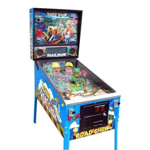 road-show-pinball-machine