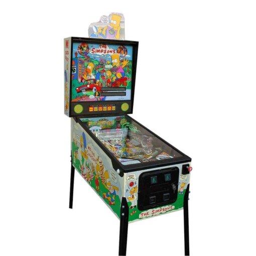 simpsons-pinball-machine
