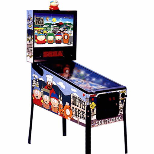 south-park-pinball-machine