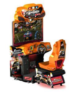 Supercars Arcade