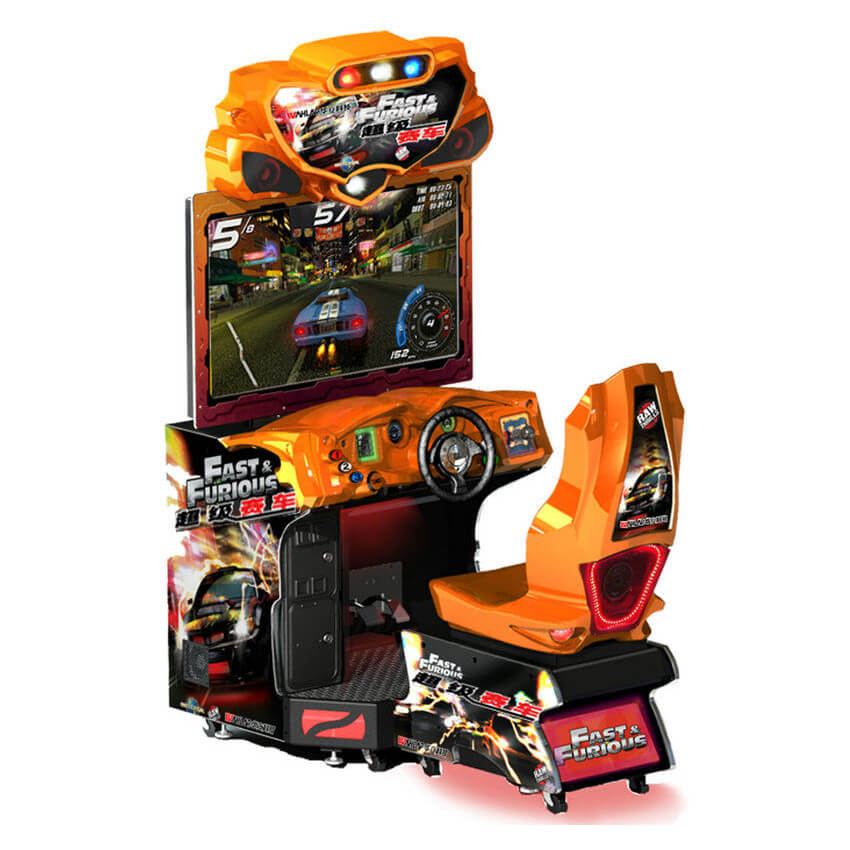 New Supercars: Buy Fast & Furious Supercars Arcade Game Online At $7999