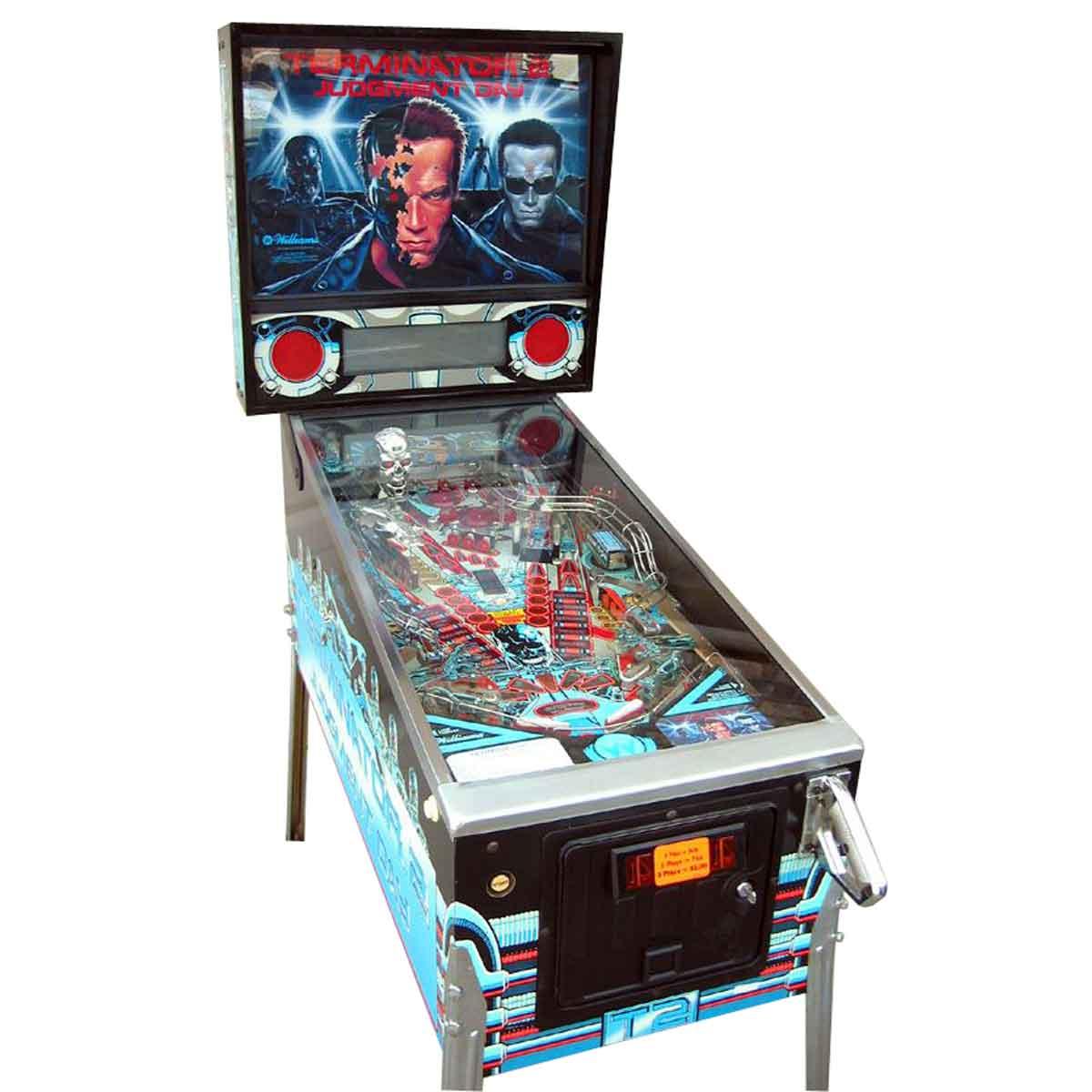 Flipper Terminator 2