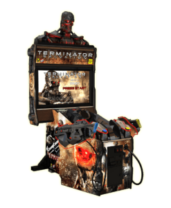Terminator Salvation Arcade