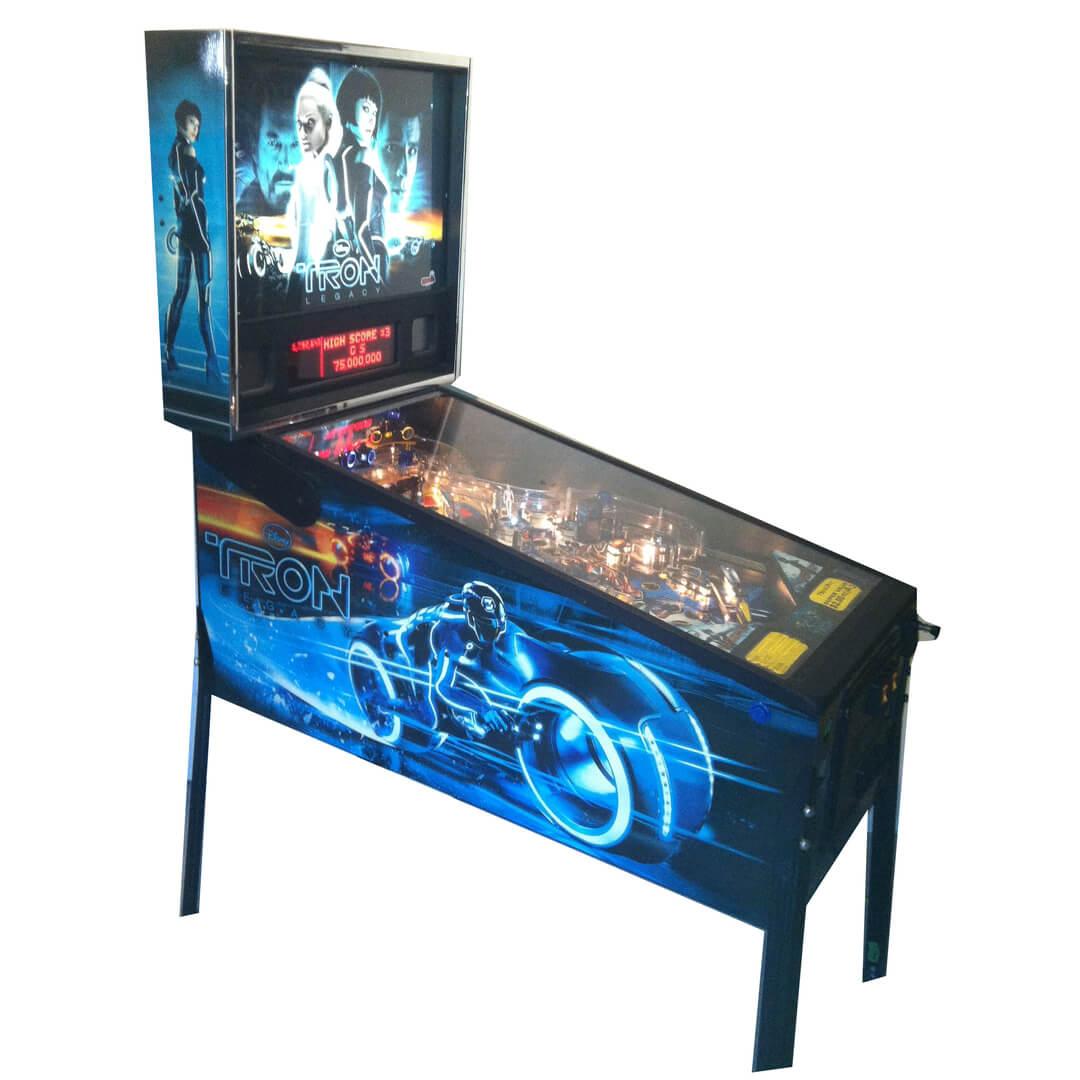 Tron: Legacy Pinball Machine