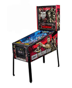 Walking Dead Pro Pinball Machine