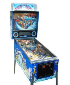 White Water Pinball Machine