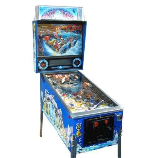 Buy White Water Pinball Machine By Williams Online At 7499