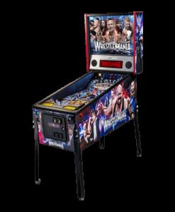 WWE Pro Pinball Machine