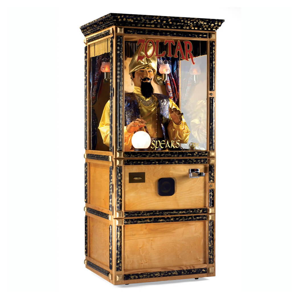 zoltar machine from big for sale