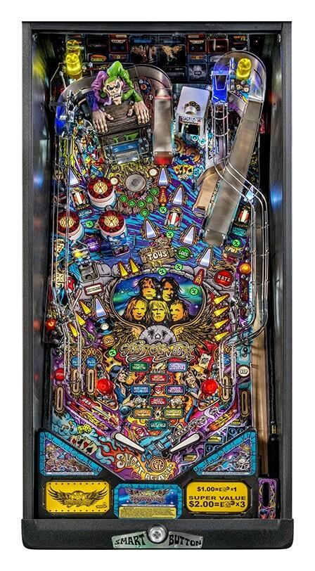 Pinball Machine |Pinball Top View