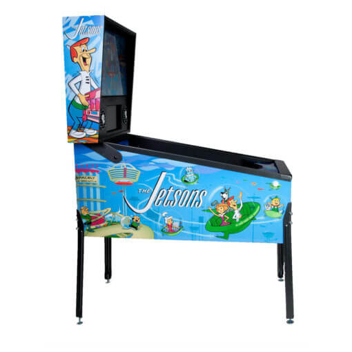 Jetsons-pinball-machine