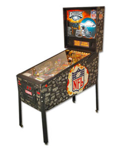 NFL Pinball Machine