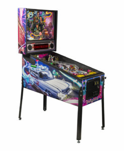 Ghostbusters Pro Pinball Machine