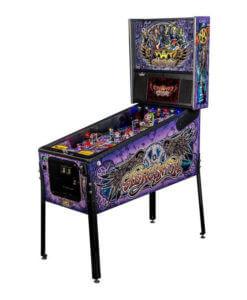 Aerosmith Premium Pinball Machine