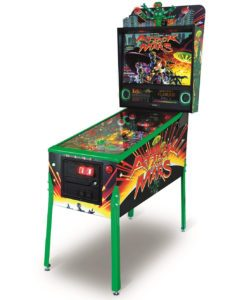 Attack From Mars Limited Edition Pinball Machine