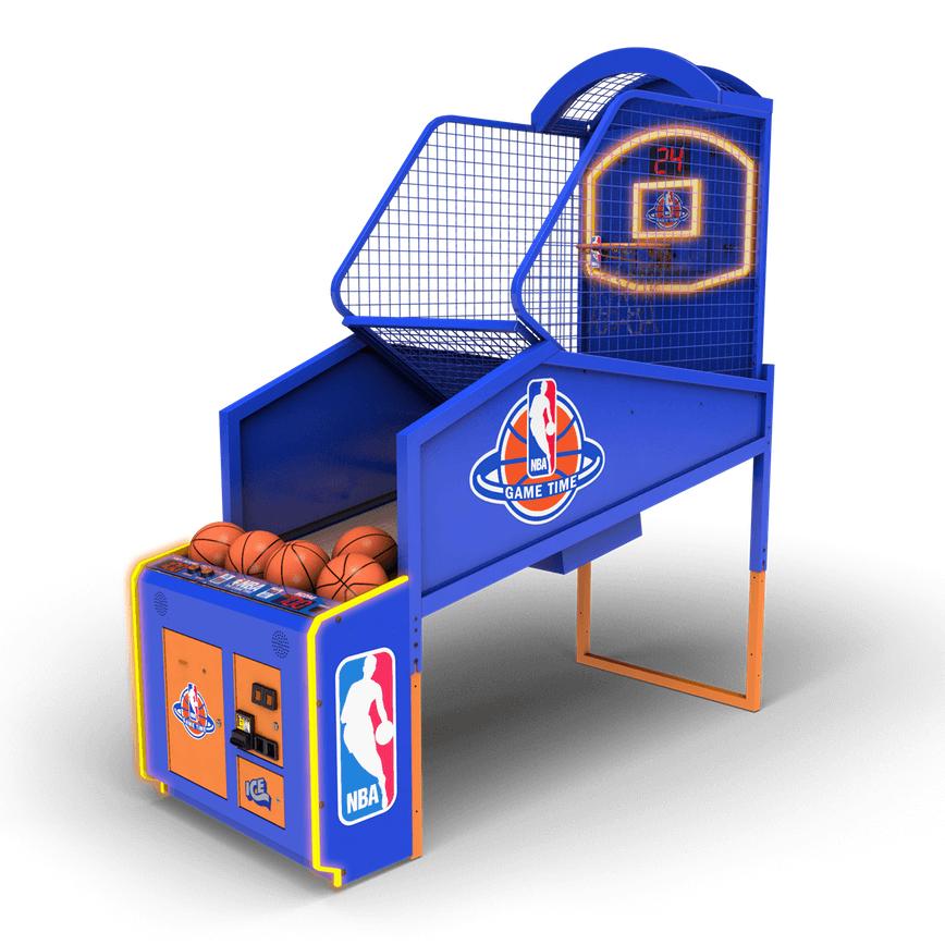 Basketball games nba