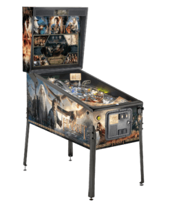 Hobbit Black Arrow Pinball Machine