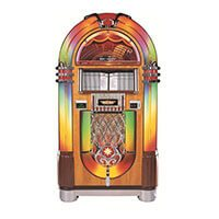 Rock-ola Bubbler Jukebox
