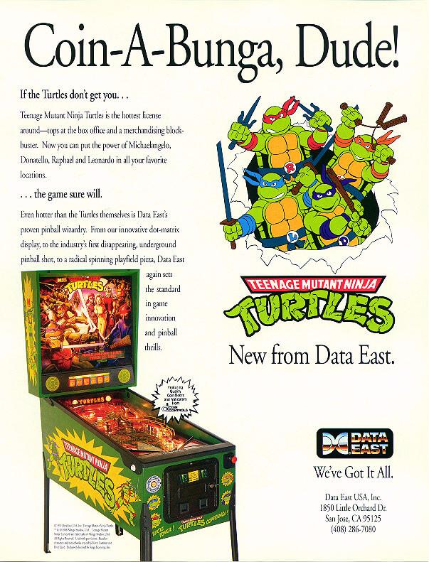 Nickelodeon TMNT Teenage Mutant Ninja Turtles Table Top ...