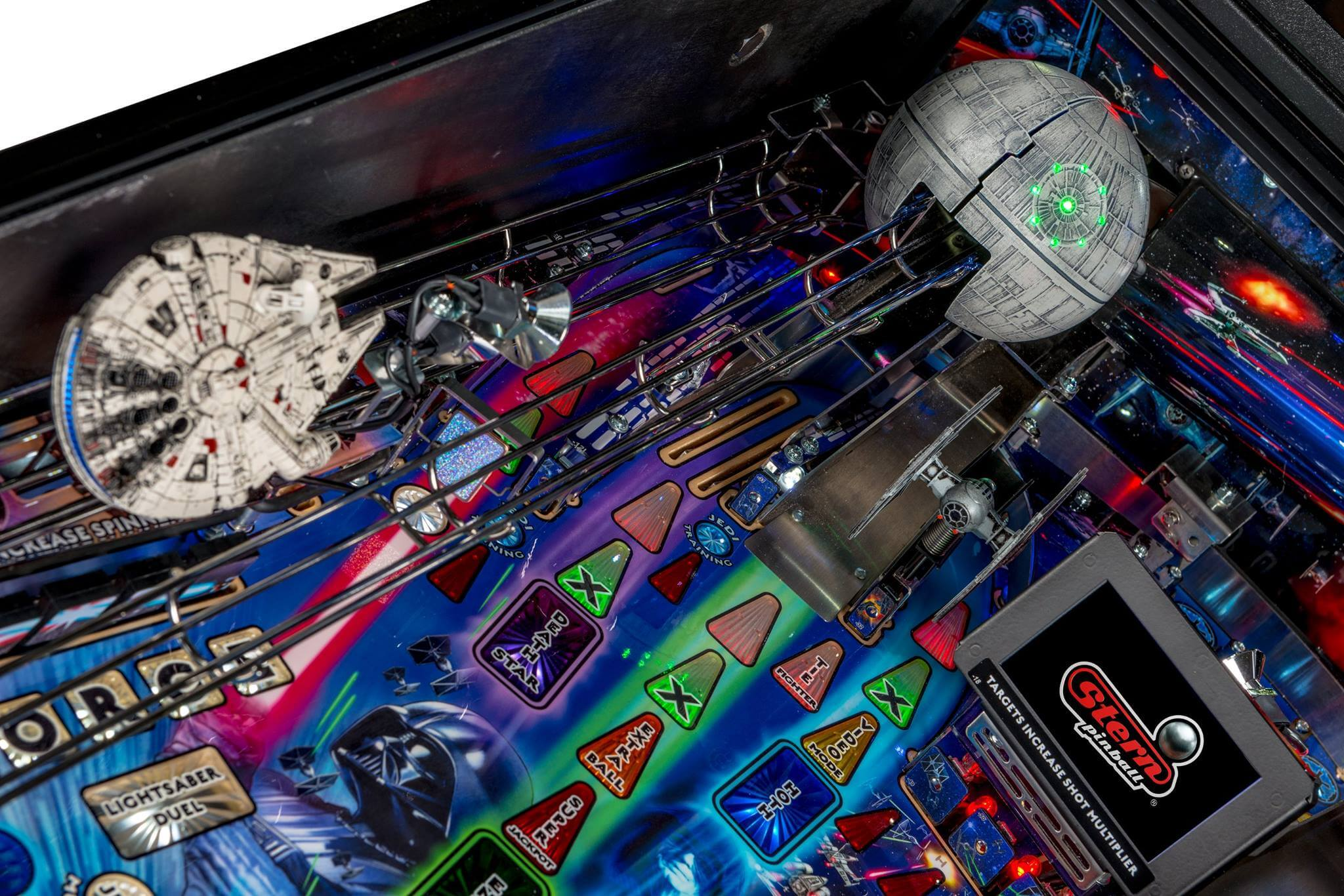 Star Wars Pinball Review - Force Multiplier - AndroidShock