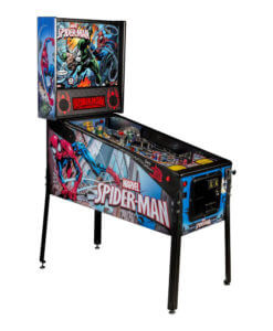 Spider-man Vault Pinball Machine