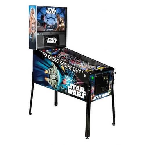 Star Wars LE Pinball Machine