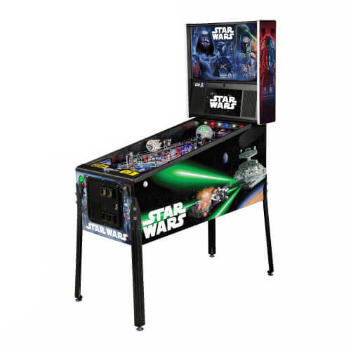 Star Wars Premium Pinball Machine