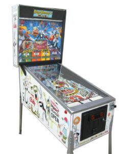 Bugs Bunny Pinball Machine