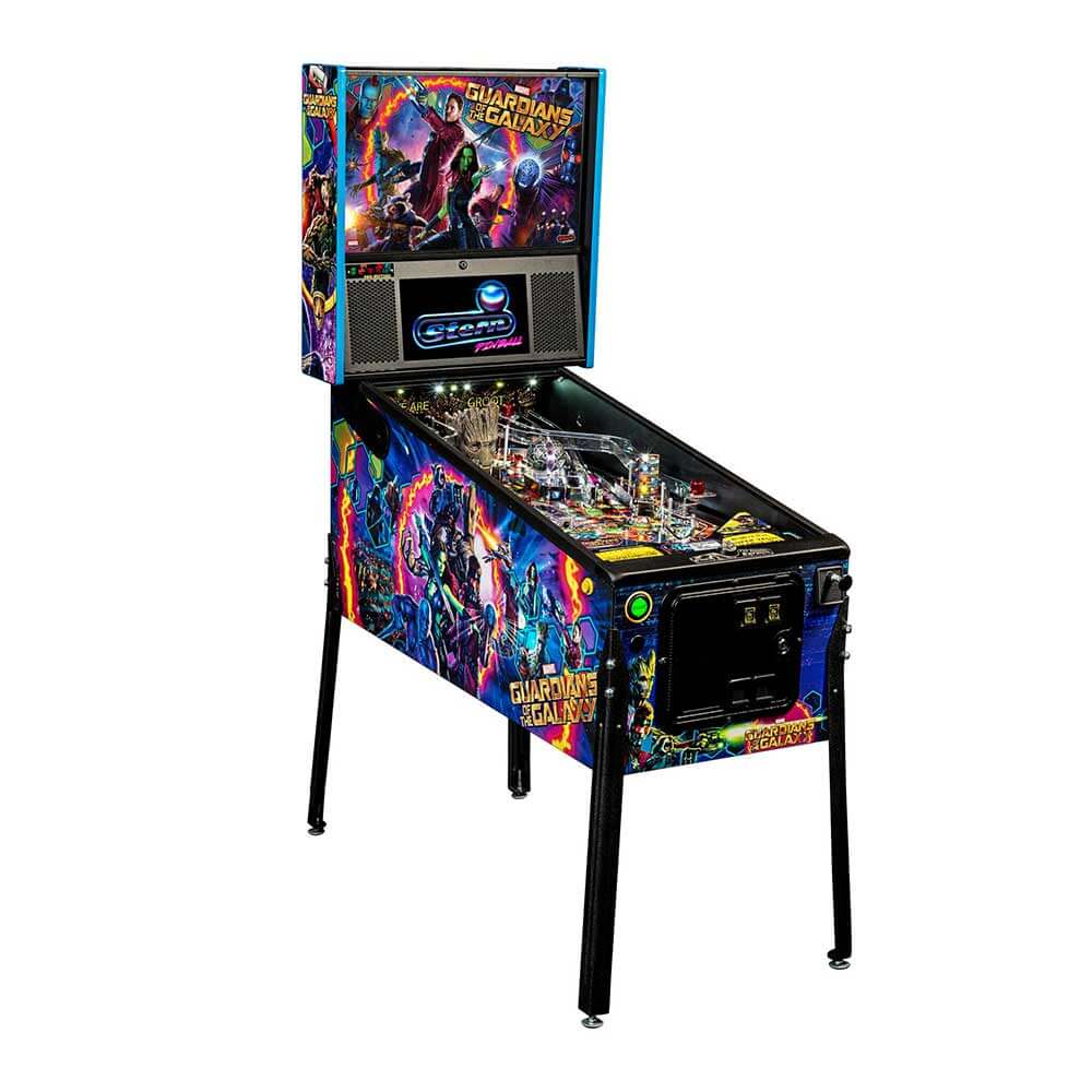 Image result for guardians of galaxy pinball