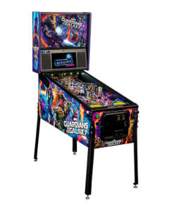 Guardians of the Galaxy Premium Pinball Machine