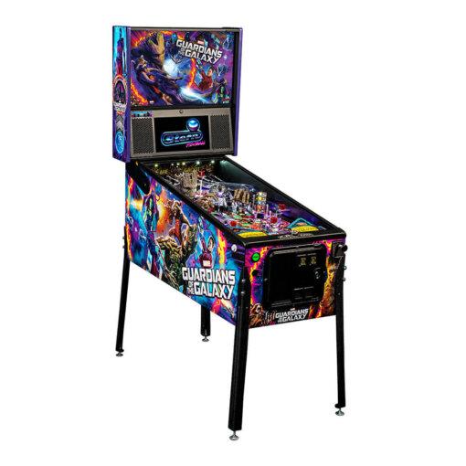 Guardians of the Galaxy Premium Pinball Machine