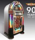 Rock-ola Bubbler CD Jukebox 90th Anniversary