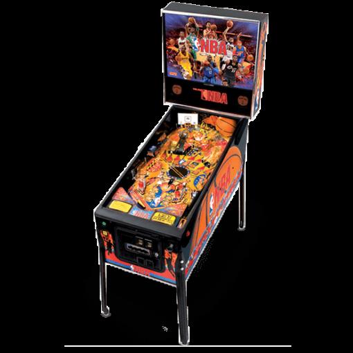 NBA Pinball Machine