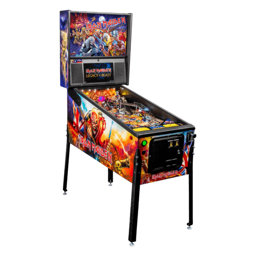 Iron Maiden Pinball Machine