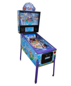 Jetson Special Edition Pinball Machine