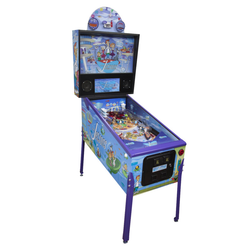 Jetson Special Edition Pinball Machine