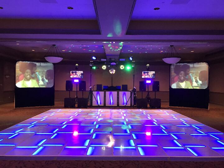 Buy Led Lighted Dance Floor Online