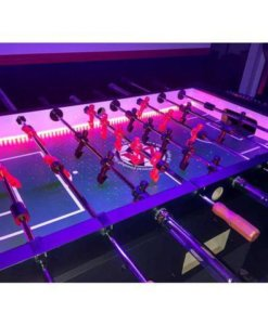 Warrior Force 4 LED Foosball Table