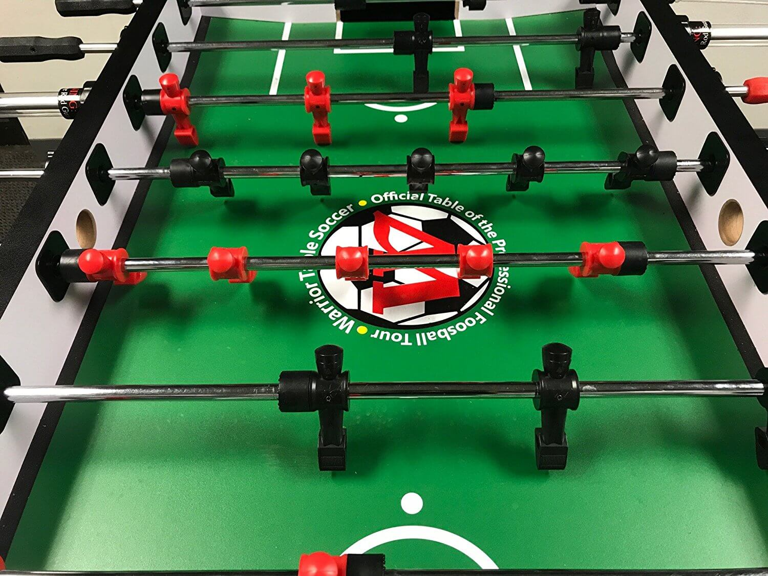 Buy Warrior Force 4 Led Foosball Table Online At 999