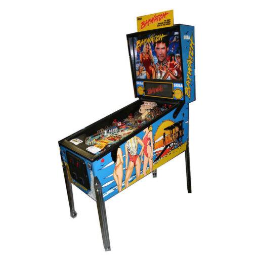 baywatch pinball machine